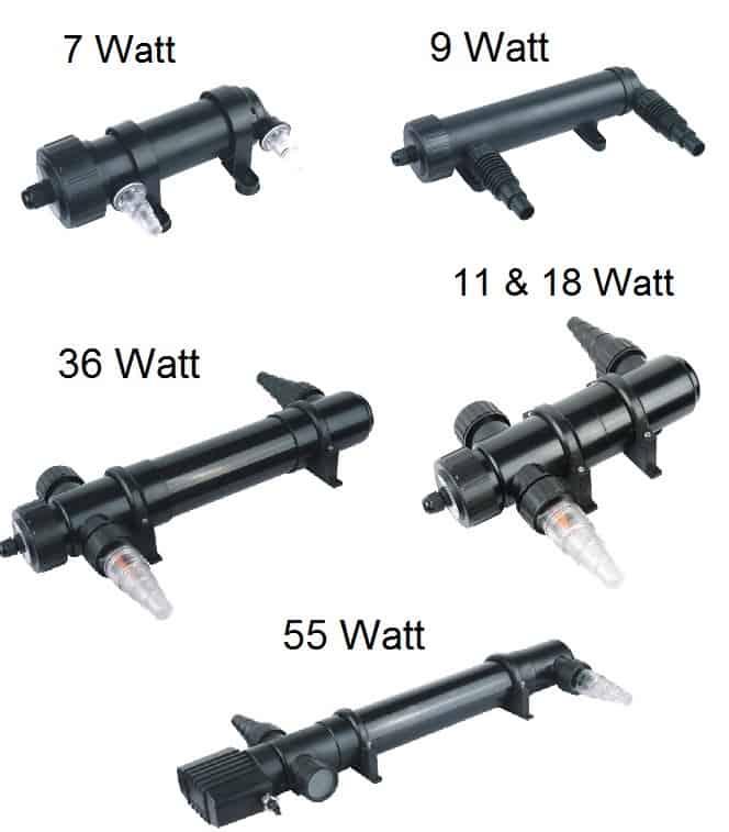 UVC-Wasserklärer